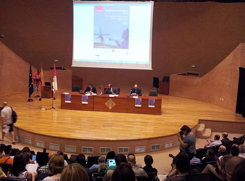 Die R-Konferenz 2013 in Albacete