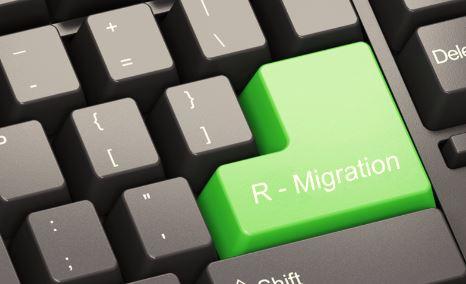 eoda migriert auf Knopfdruck SPSS Syntax nach R
