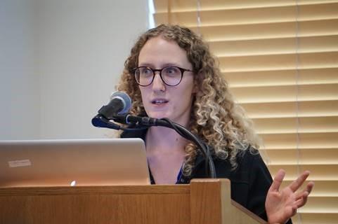 Rebecca Barter stellte ein R-Paket für Heatmaps vor