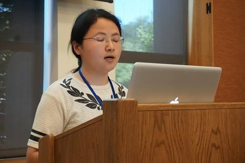 Zhe Sha von der University of Oxford