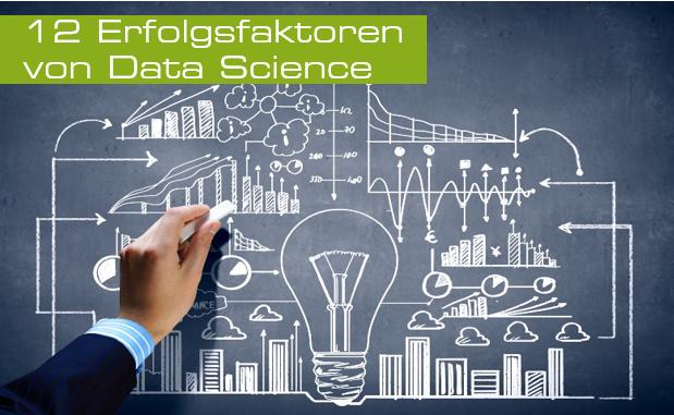 Erfolgsfaktoren von DataScience