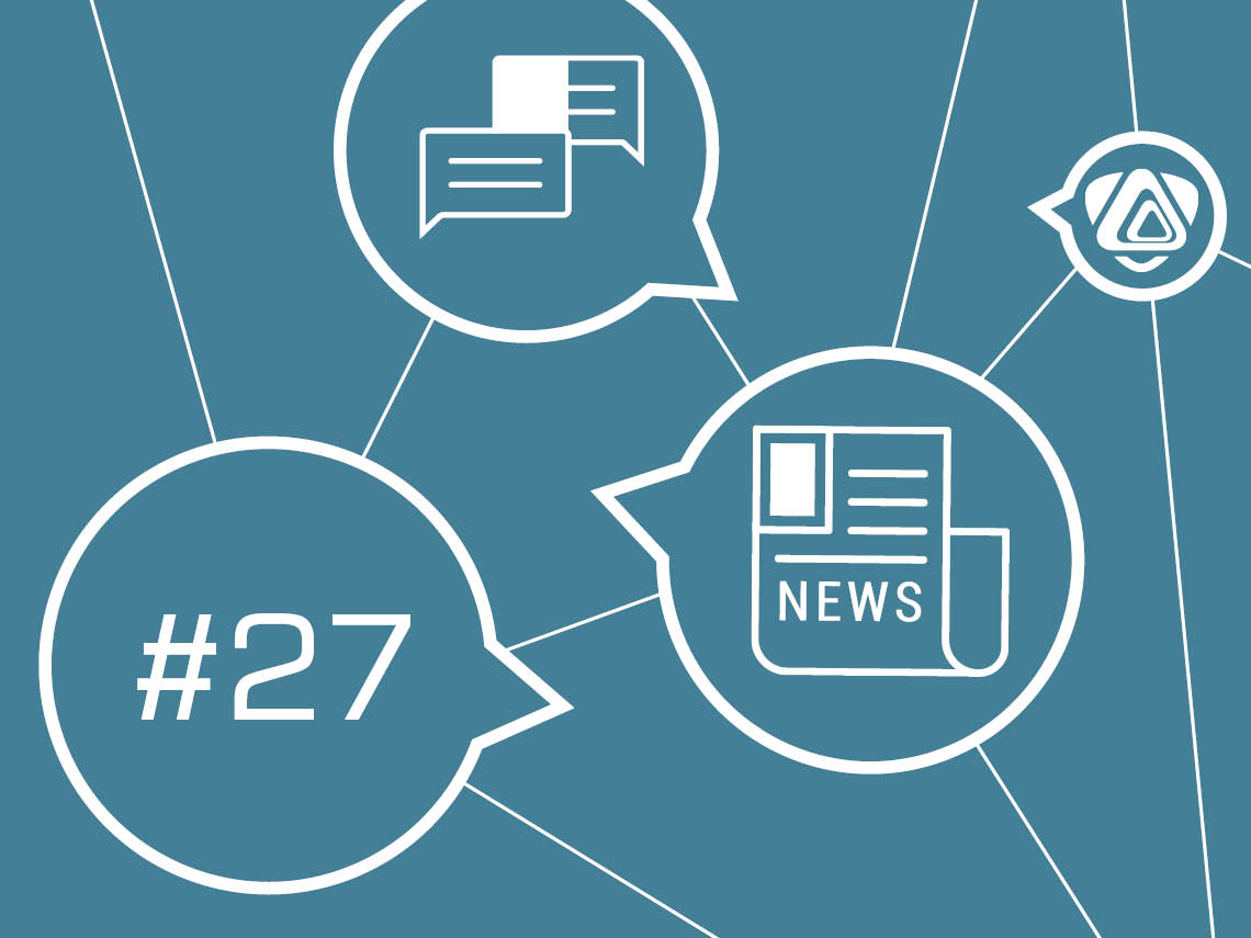 data science news weekly #27