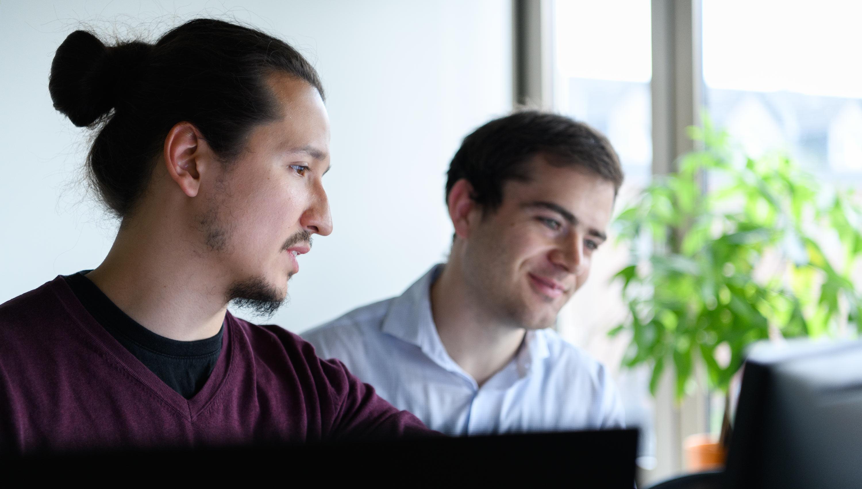 Solutions Engineers von eoda im Austausch