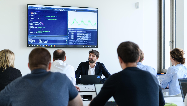 Schulung in der Data Science Sprache R