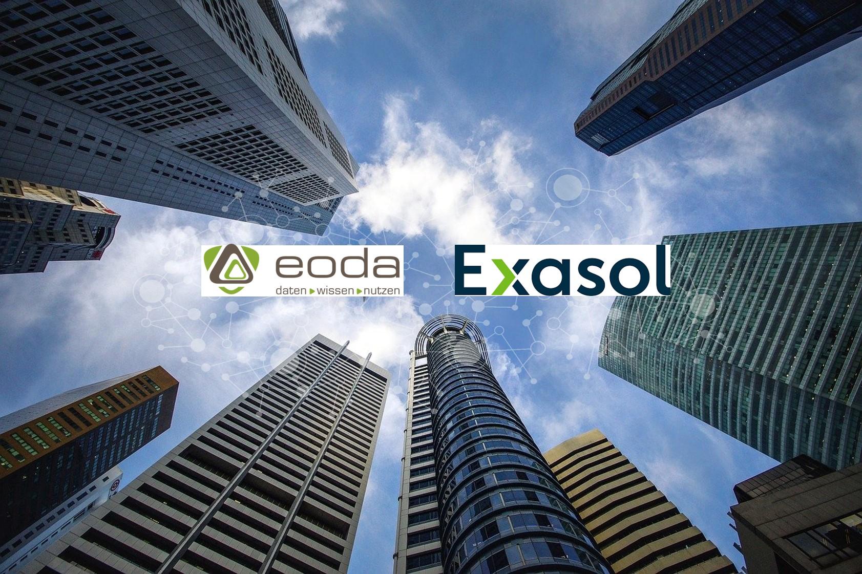 Partnerschaft eoda & Exasol