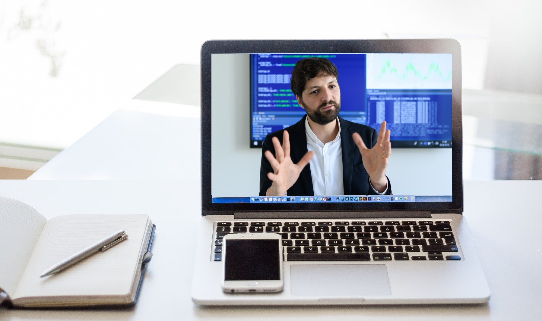Online R-Trainings: Data Science lernen – live and interactiv