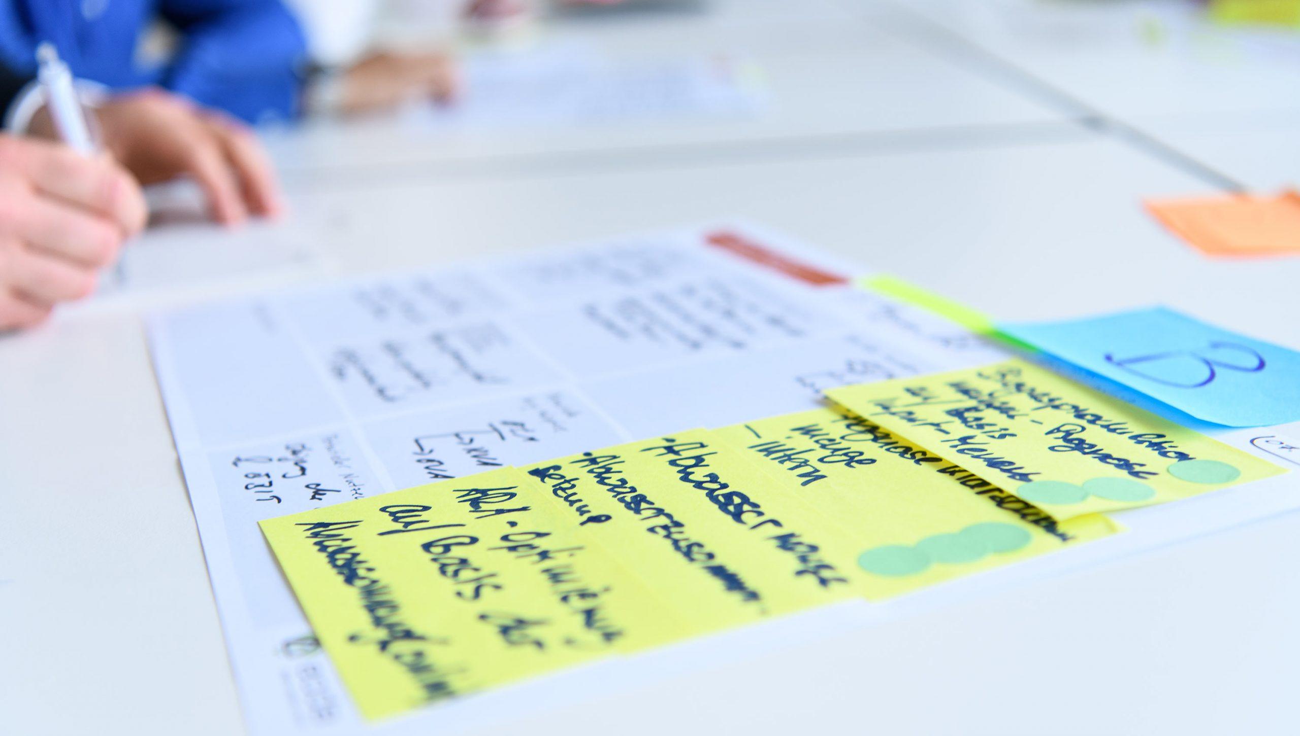 Business Canvas Sheet