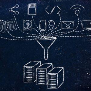 Datenquellen von Big Data