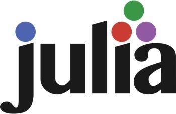 Logo Programmiersprache Julia