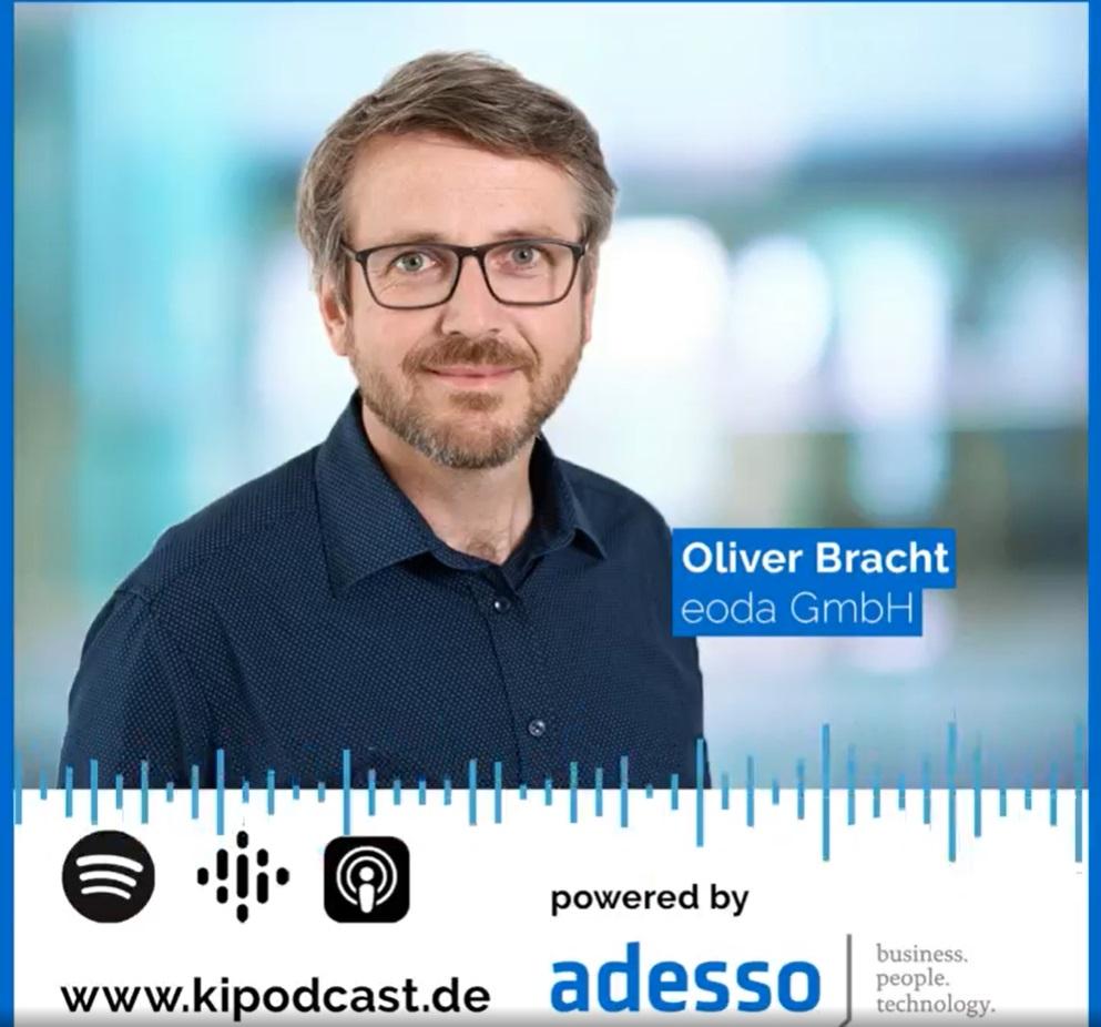KI Podcast mit Oliver Bracht