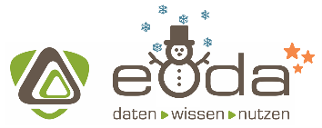 eoda Winterlogo