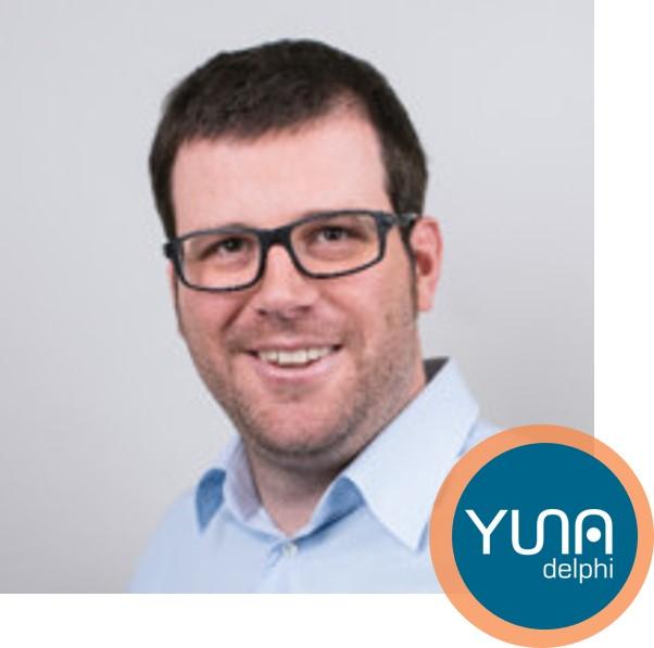 Simon Krackrügge - Product Owner YUNA delphi