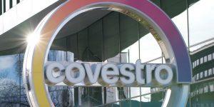 Logo vor Headquarter Leverkusen