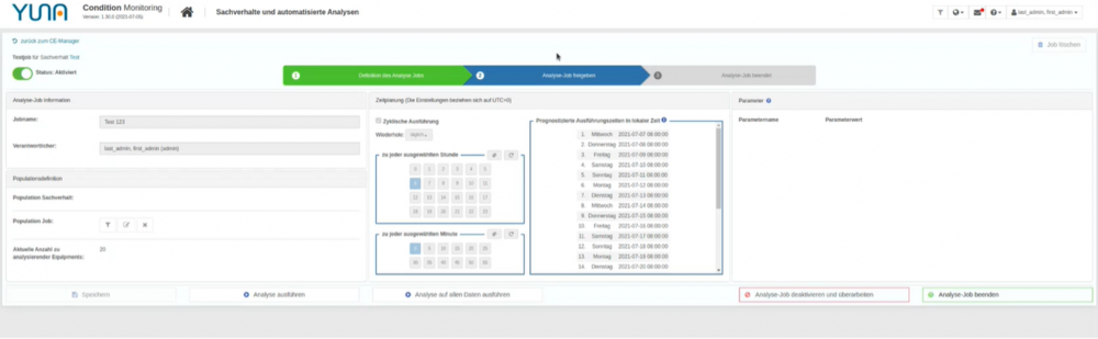 Data Science Platfor GUI Workflowmanager